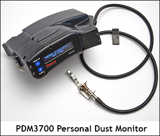 PDM3700 Personal Dust Monitor