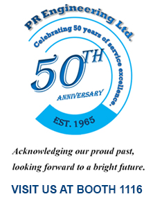 PR Engineering Ltd. Celebrating 50 Years of Service Excellence
