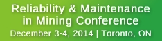 Reliability & Maintenance in Mining Conference 2014
