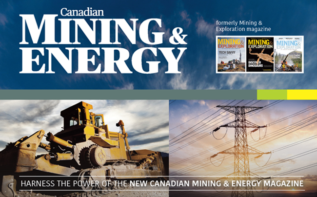 Canadian Mining & Energy
