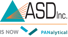 ASD Inc. is now PANalytical