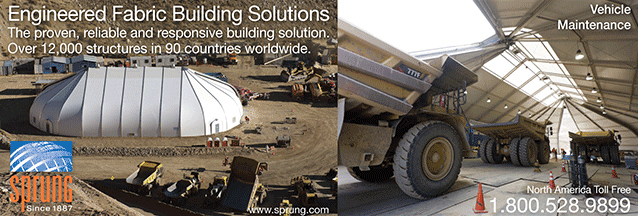 Sprung - Engineered Fabric Building Solutions